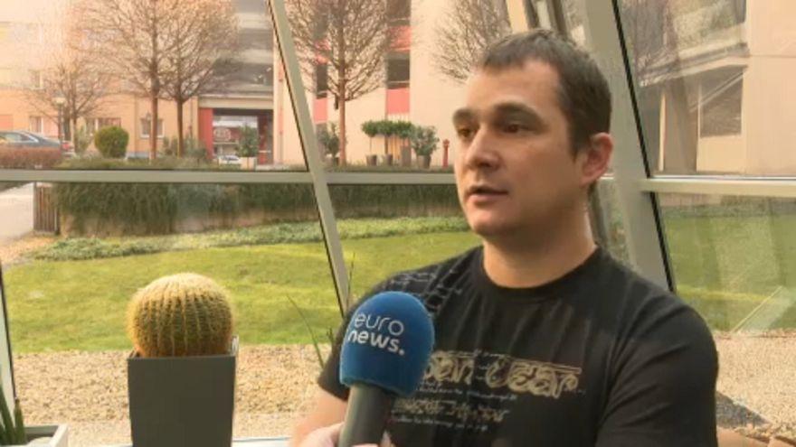 Interjúnk az elítélt újságíróval