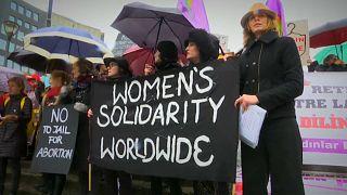 Dünya kadınlarının mücadele yılı
