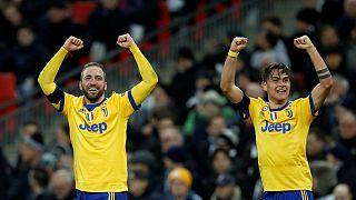 Şampiyonlar Ligi: Juventus zoru başardı