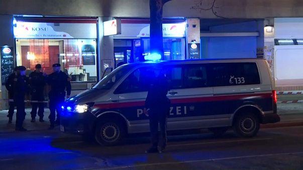 Double attaque au couteau à Vienne