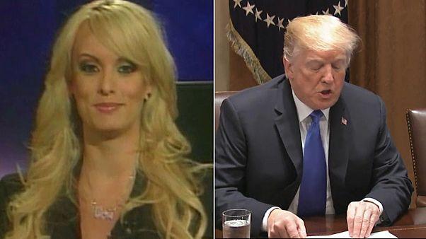 Президент порноактрисе не платил