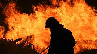 انفجار شدید در انبار مهمات ارتش ساکنان دزفول و اندیمشک را هراسان کرد