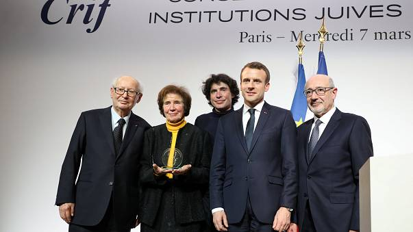 Macron critique la décision de Trump au dîner du Crif