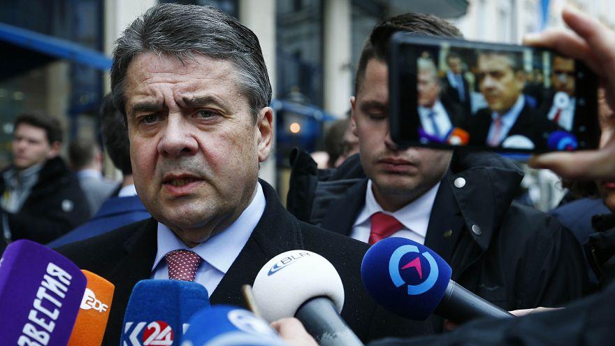 Außenminister Sigmar Gabriel wird neuer Regierung nicht angehören