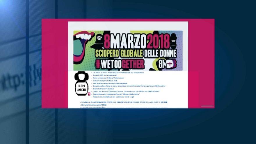 l'8 marzo delle donne: diritti e scioperi