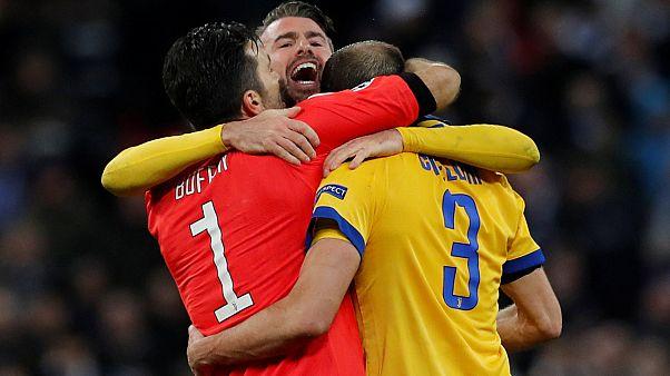 Champions League: impresa-Juve, passa ai quarti