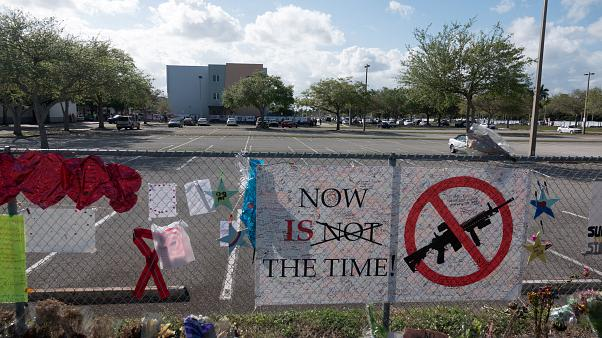 Marjory Stoneman Douglas High School in Parkland