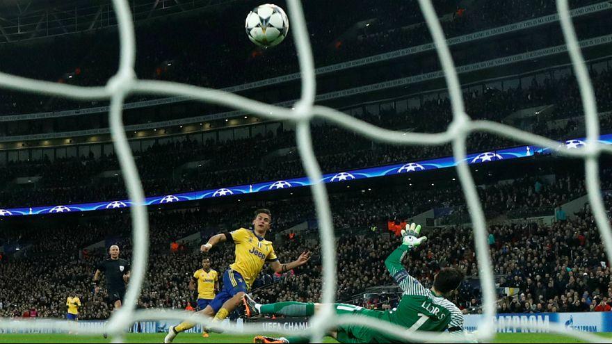 Paulo Dybala marcou o golo do apuramento da Juve em Londres