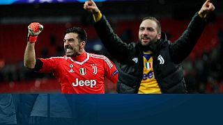 La Juventus y el Manchester City se clasifican para cuartos