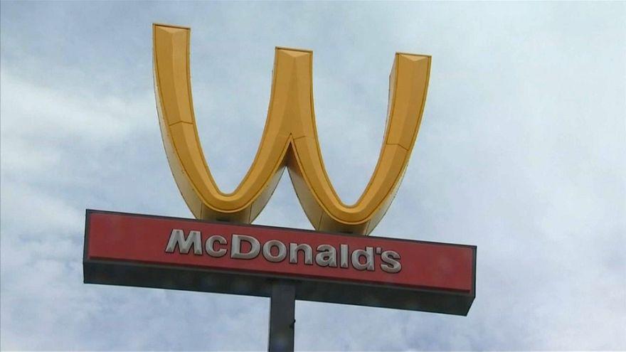 شاهد: مطاعم ماكدونالدز تحتفل بيوم المرأة بطريقة ذكية