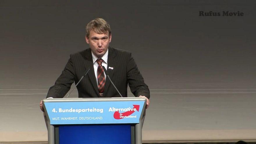 Sachsen-Anhalts AfD-Chef Poggenburg legt Ämter nieder