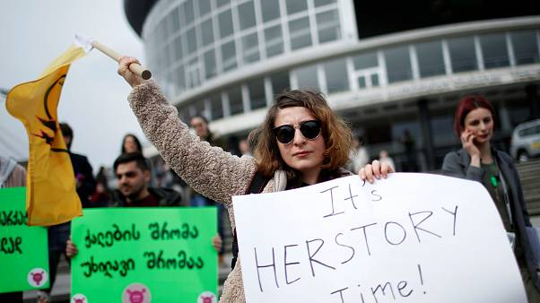 International Women's Day 2018 around the world