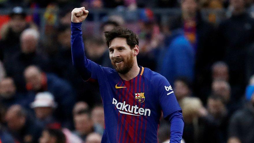 مسؤول ببرشلونة لا يستبعد رحيل ميسي مقابل 700 مليون يورو
