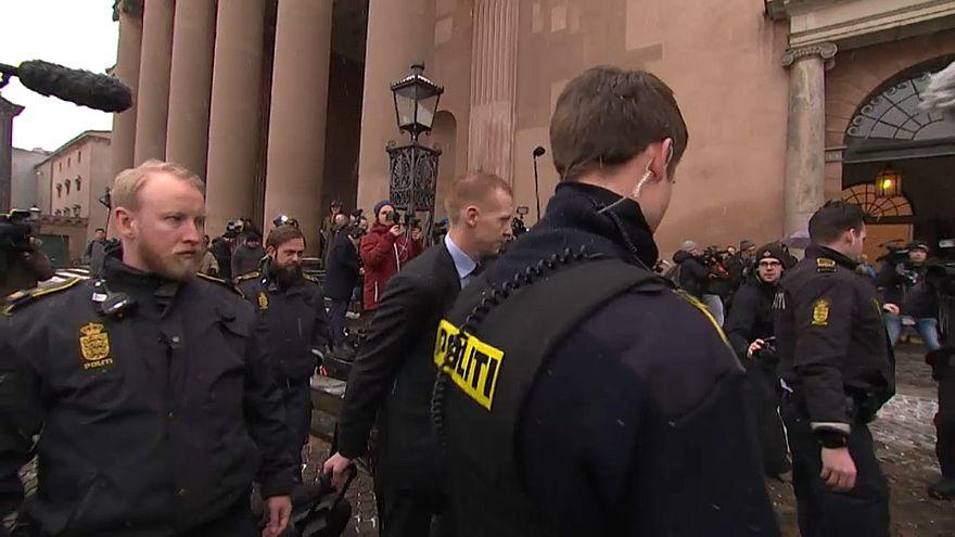 Madsen trial begins in Copenhagen