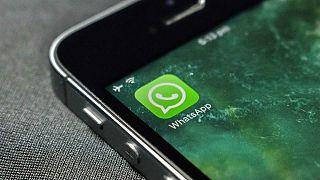 مطالب یورونیوز را در واتساپ دریافت کنید