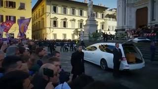 Végső búcsú a Fiorentina csapatkapitányától