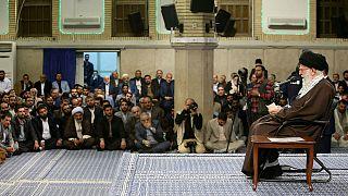 سید علی خامنهای، رهبر جمهوری اسلامی ایران