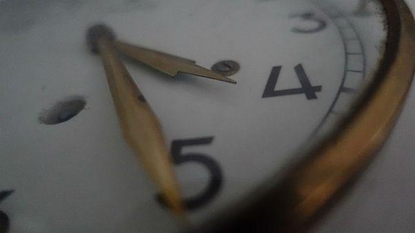 تغییر ساعت