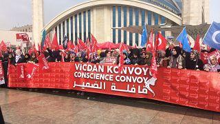 Convoglio di Coscienza, donne bosniache e siriane unite contro le violenze