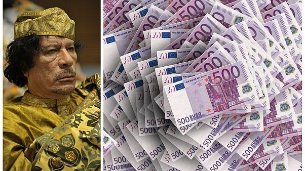 ۱۰ میلیارد یورو از پولهای مسدود شده لیبی در بلژیک، کجا رفته است؟