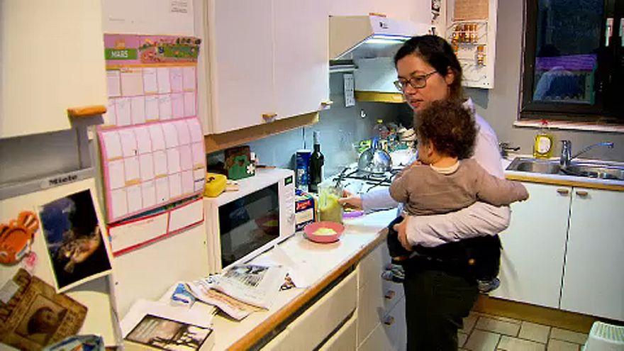 В ЕС ищут баланс между карьерой и материнством