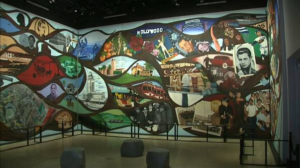"Los Angeles acolhe mural ""sem censura"""