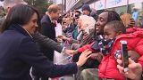 Британский принц Гарри и его невеста посещают Бирмингем