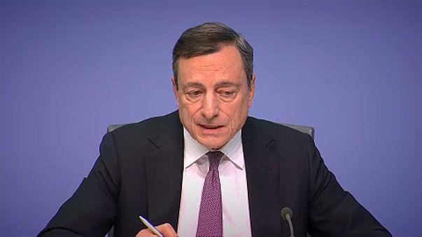 Trump vámtarifáját kritizálta az EKB elnöke