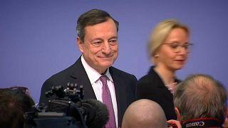 "ECB boss Draghi slams unilateral trade policies as ""dangerous"""