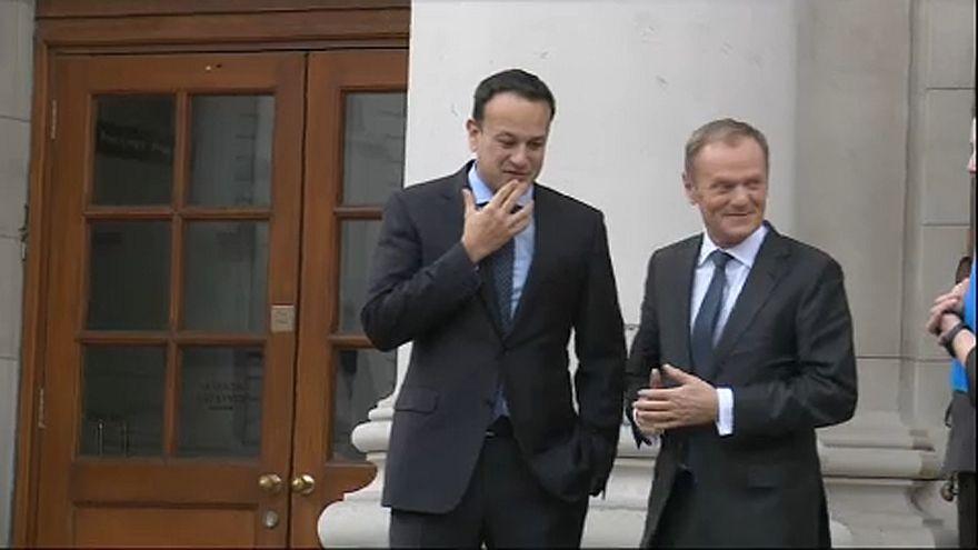 Tusk warnt London: Irland hat Priorität