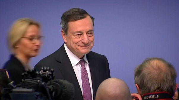 """Commerce: """"l'état des relations internationales"""" préoccupe la BCE"""