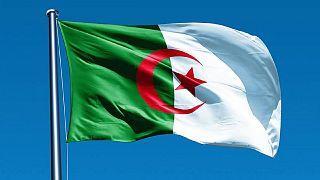 علم الجزائر