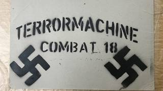 Φωτογραφίες από τα ευρήματα στα σπίτια της «Combat 18»