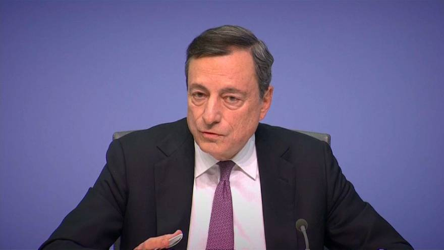 Draghi vs Trump
