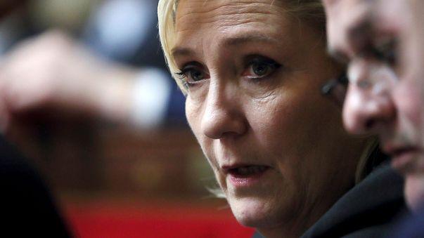 Marine Le Pen, quand l'héritière trébuche