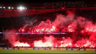 Feuerwerkskörper: UEFA leitet Verfahren gegen PSG ein