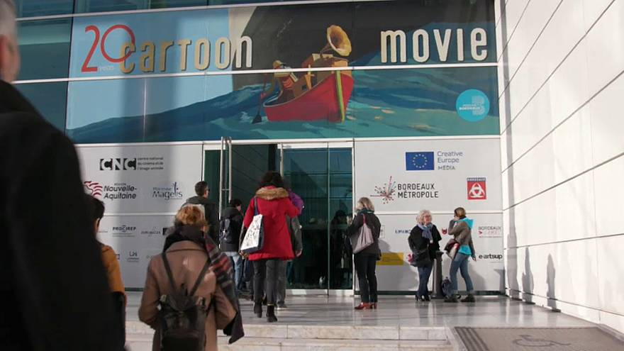 """Cartoon Movie"" - Markt für Animationsfilme"
