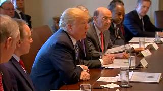 Trump vámot vetett ki az acélra és alumíniumra