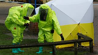 ۲۱ تن قربانی حمله با گاز اعصاب به جاسوس روس