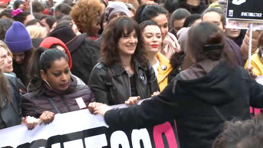 8 marzo, in 20mila a Roma per il corteo femminista