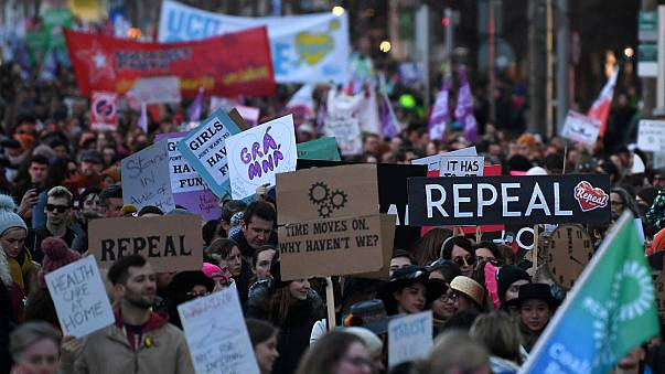 This International Women's Day, Ireland is preparing for a historic vote | View