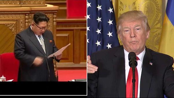 Trump acepta mantener una cumbre con Kim Jong-un