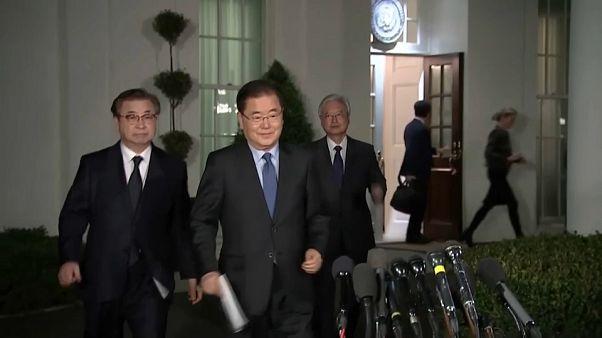 Corea del Nord: entro maggio incontro Trump-Kim