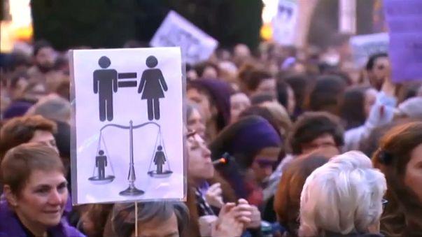Un 8 mars historique pour les femmes ?
