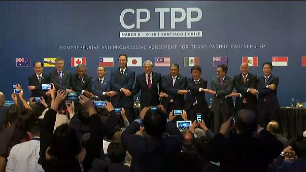 Asia Pacific Trade Agreement Signed Euronews