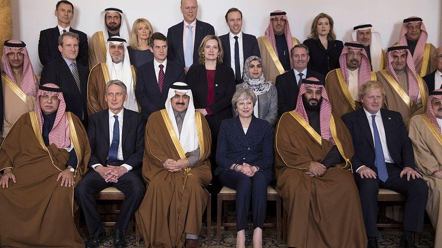 """الرياض تريد المزيد من الصفقات التجارية مع بريطانيا لأنها """"القوة المهيمنة"""" في الخليج"""