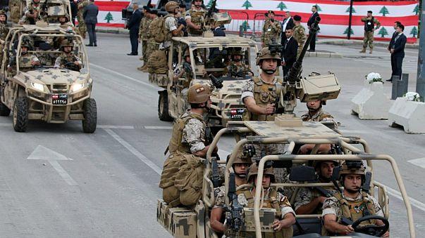 مساعدات فرنسية للجيش اللبناني بقيمة 14 مليون يورو