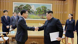 Μουν Τζεϊ Ιν: «Ιστορικό ορόσημο» η συνάντηση Ντόναλντ Τραμπ - Κιμ Γιονγκ Ουν