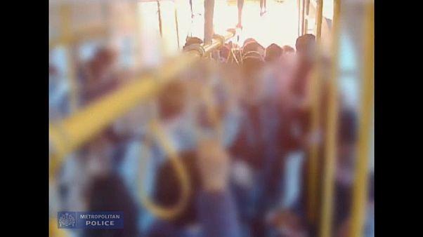 Βίντεο – ντοκουμέντο: Η στιγμή της έκρηξης στο μετρό του Λονδίνου