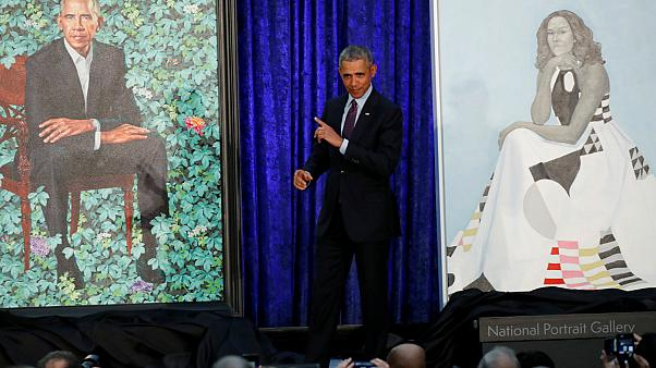 Barack Obama şova hazırlanıyor